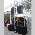 DJ/Som e luz
